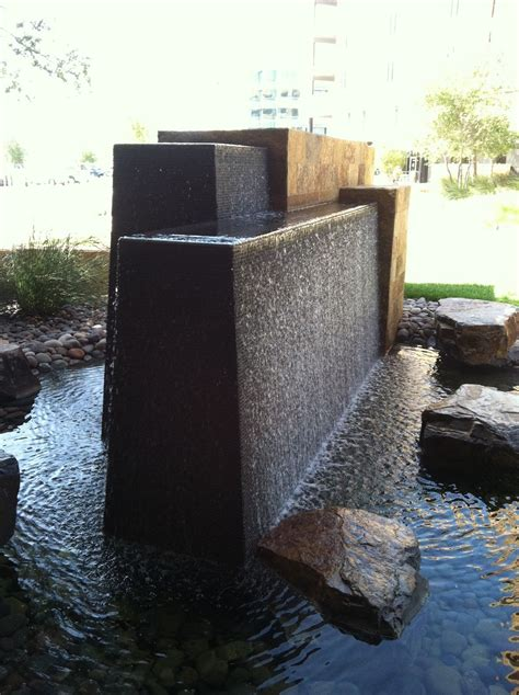 Modern Wall Water Features by Resultado De Imagen De Modern Garden Walls Ideas