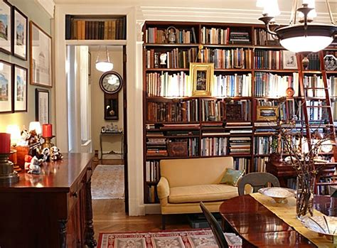 New York Home Decor Library Home Decor Home Decorating Ideas