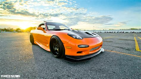 stancenation rx7 500 hp mazda rx7 the ups downs stancenation