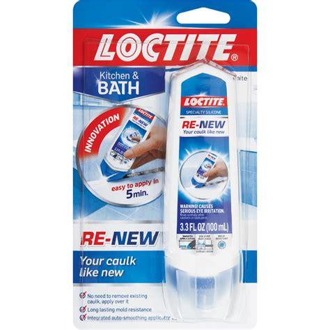 Home Depot Loctite by Loctite 3 3 Fl Oz White Renew Sealant 8 Pack 2223503