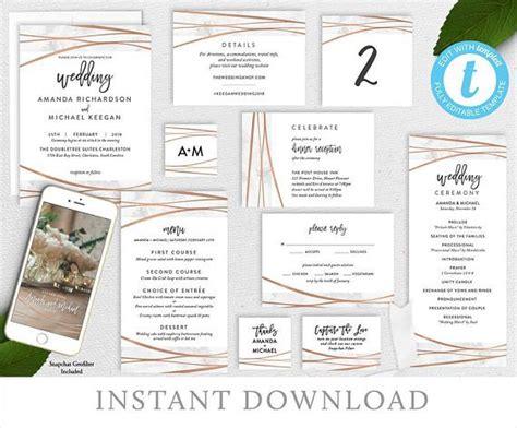 19 best printed wedding ideas images on bridal