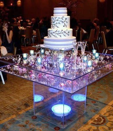 our wedding cake and amazing acrylic stand   Wonderful