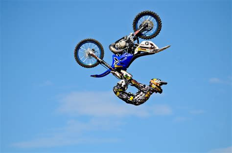 freestyle motocross death doble front flip kiss of death o backflip los