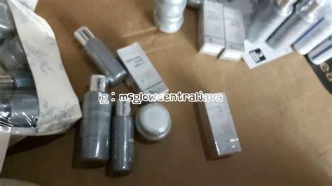 Paket Glow ms glow original review harga produk paket wajah paket pigmented jelly micellar