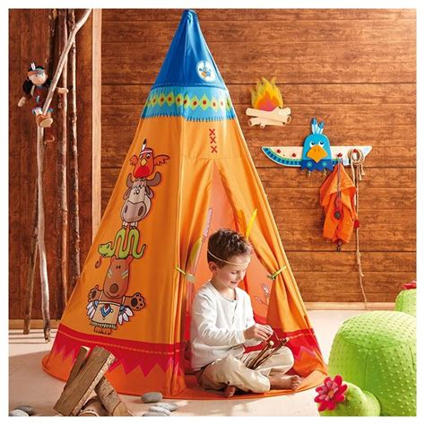 tende gioco bambini tenda gioco da indiani di haba un bel regalo per bambini