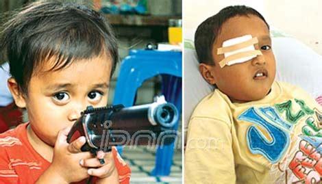Mainan Pistol Pistolan Polisi Tentara Pistol Mainan Anak islam kan anak saat kenal pistol pistolan ngajimasbro