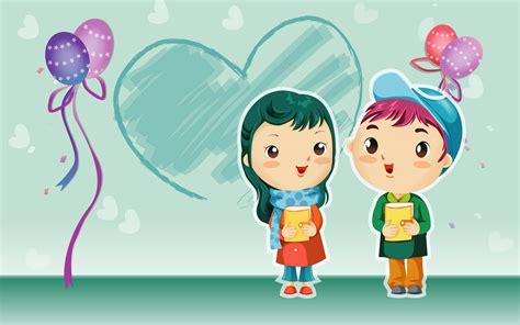 gambar kartun korea cinta romantis myideasbedroom