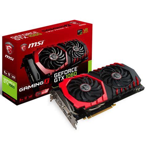 Manli Geforce Gtx1060 Gallardo 6gb Ddr5 msi gtx 1060 gaming x 6gb gddr5