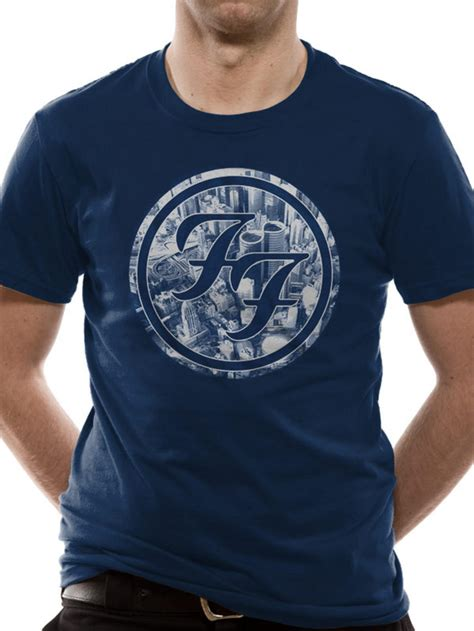 T Shirt Foo Fighters Zero X Store foo fighters sonic highways city circle t shirt tm shop