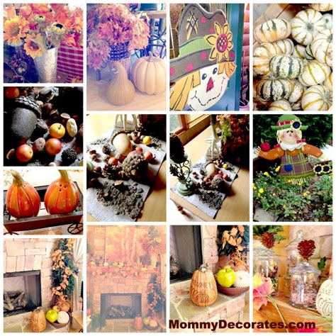 themes for photo collages fall ideas collage