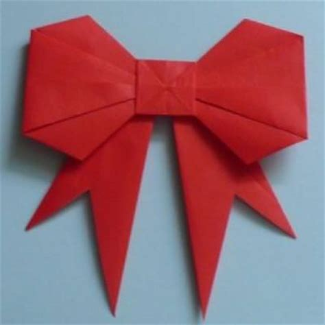 How To Make A Bow With Wrapping Paper - origami paper bows for gift wrapping tip junkie