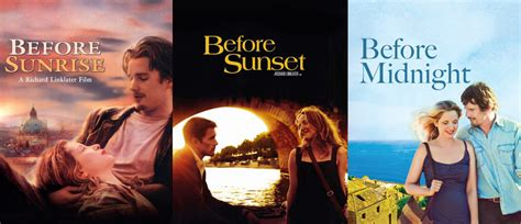 The After Days Trilogy richard linklater s the before trilogy criterion