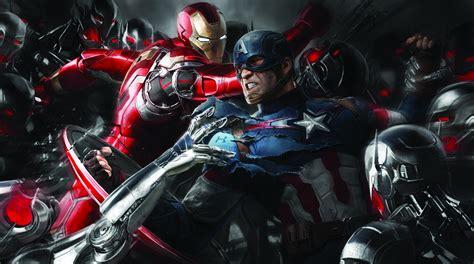 captain america vs ironman hd wallpaper wallpaper iron man captain america civil war concept