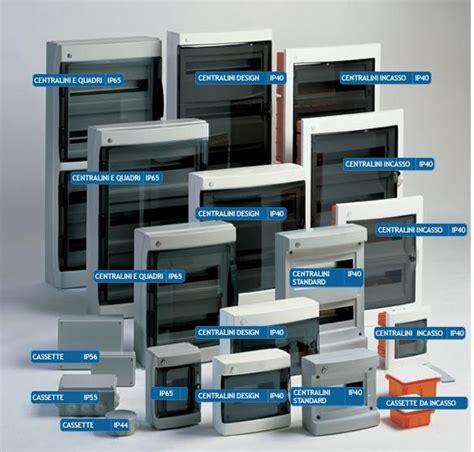 cassette per quadri elettrici centralini quadri e cassette di derivazione