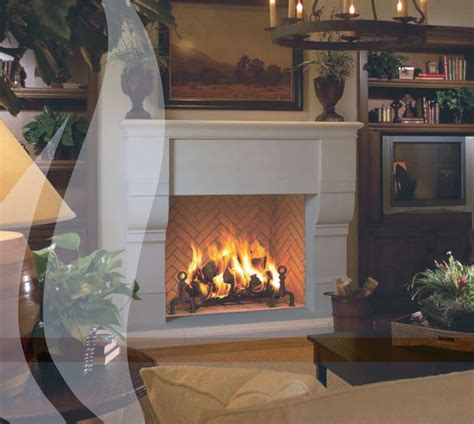 Modular Outdoor Fireplace Systems by Fmi Grand Meridian Modular Masonry Fireplace System