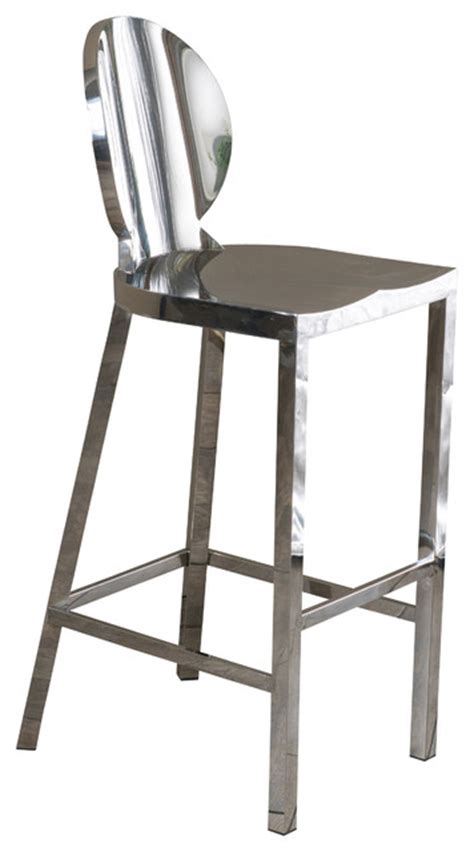 modern bar stools stainless steel ajay stainless steel bar stool modern bar stools and