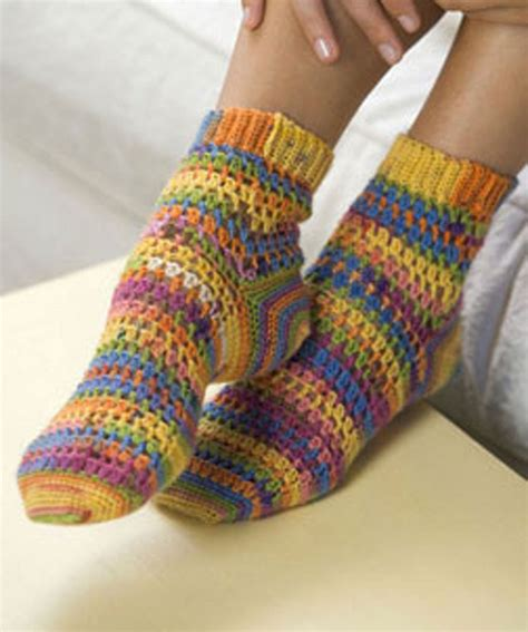 top 10 diy sock knitting patterns