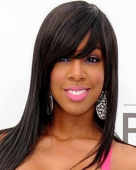 shoulder length hair weave styles black hairstyles with long weave