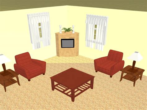Living Room Furniture Arrangement Living Room Furniture Arrangement