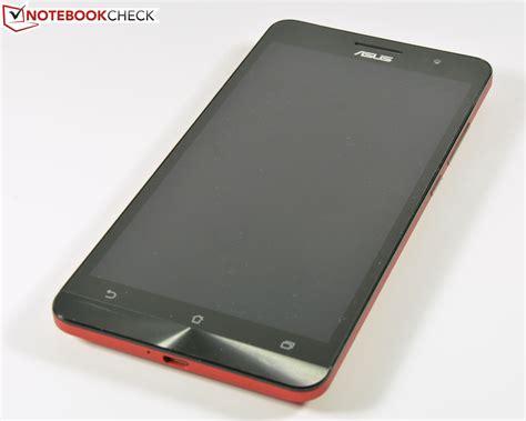 Tablet Asus Zenfone 6 A600cg asus zenfone 6 a600cg smartphone review notebookcheck