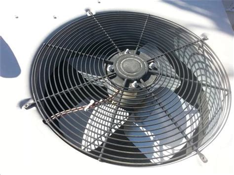 fan motor for ac unit condensing fan motor overheating hvac how to