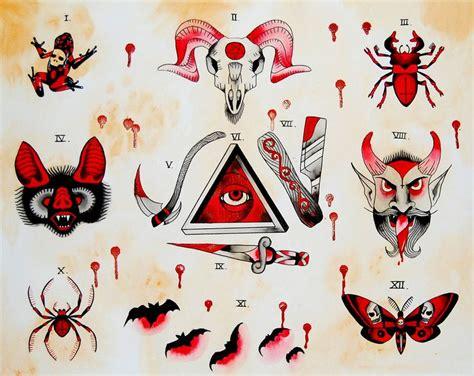 tattoo flash halloween indian tattoo flash google search american traditional