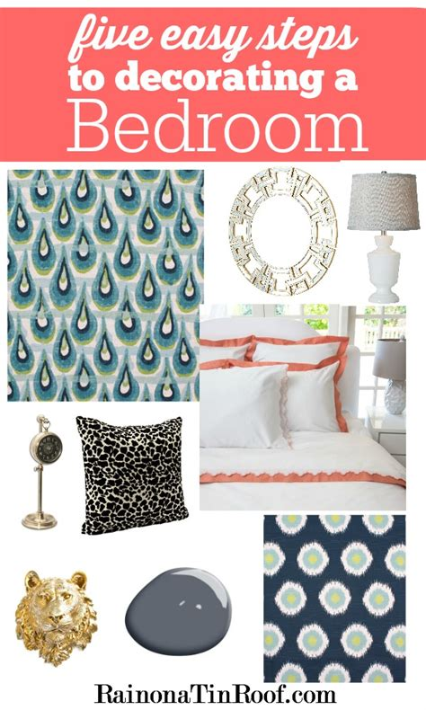 decorating bedroom in five easy steps my decorative how to decorate a bedroom in 5 easy steps
