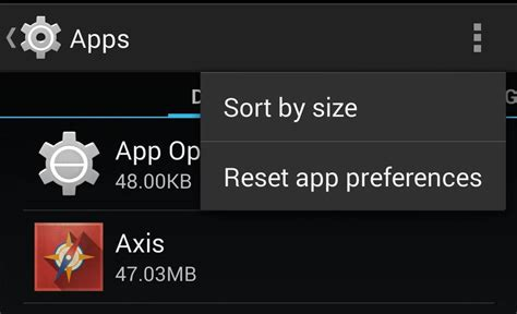 reset android kitkat cult of android fix the share menu bug in android 4 4