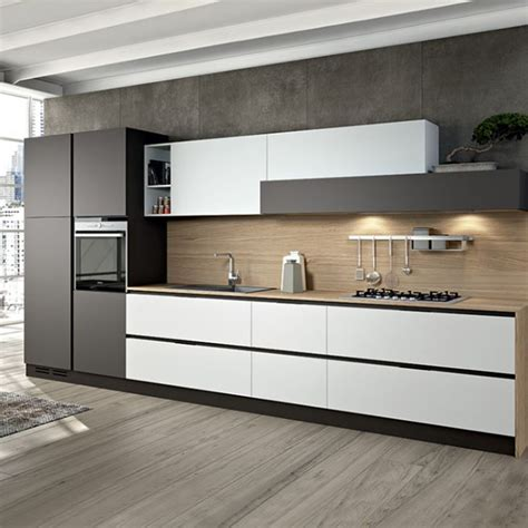 china customized modern design paint kitchen cabinet