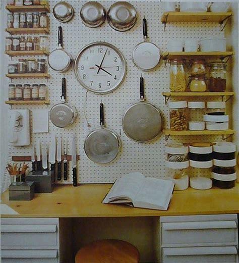 pegboard kitchen organizer 20 best diy kitchen upgrades