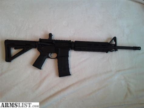armslist for sale new heavy barrel ar 15 with magpul
