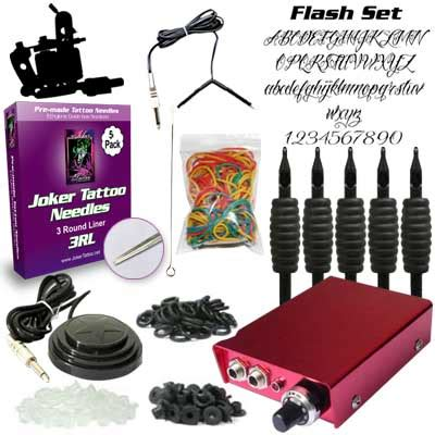 joker tattoo kit reviews tattoo kit level 2 at joker tattoo supplies a great