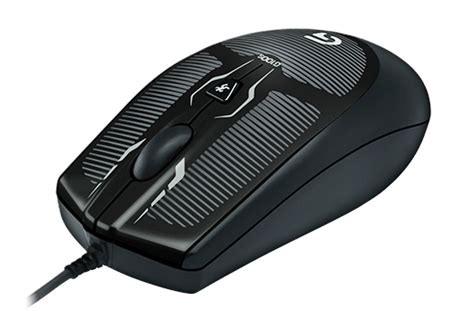 Mouse G100 optical gaming mouse g100s logitech
