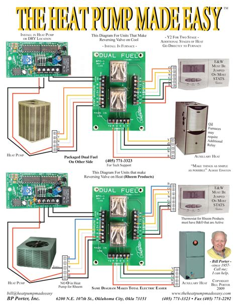 nordyne 903992 thermostat wiring diagram nordyne heat