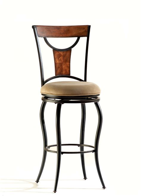 bar stools that swivel hillsdale pacifico swivel bar stool 4137 826 4137 830