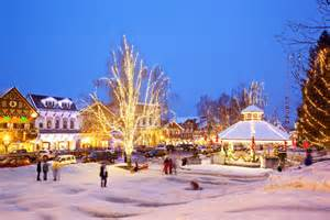 small villages in usa 22 best christmas towns in usa best christmas towns in