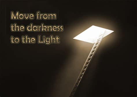 from darkness to light homily