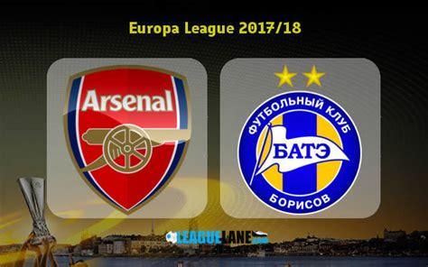 arsenal bate borisov arsenal vs bate borisov preview predictions and betting tips