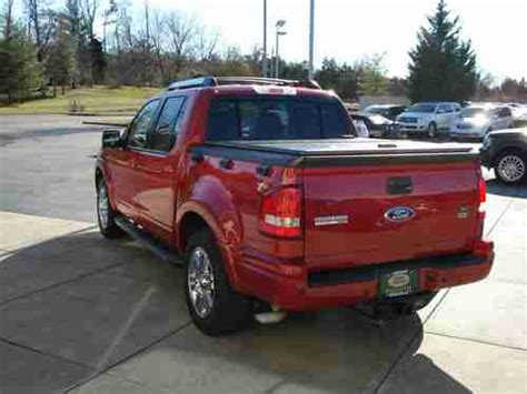 2010 ford explorer sport trac limited for sale cargurus autos post buy used 2010 ford explorer sport trac 4x4 limited one owner leather sunroof sync microso in