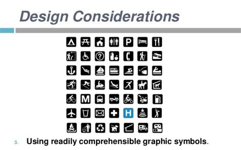 Design Consideration Definition | design considerations 3 using readily comprehensible