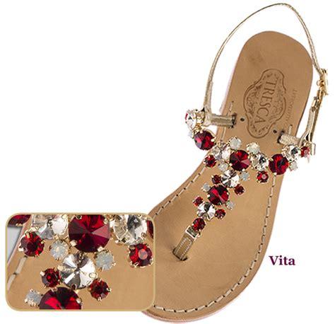 tresca italia handcrafted custom sandals ta florida