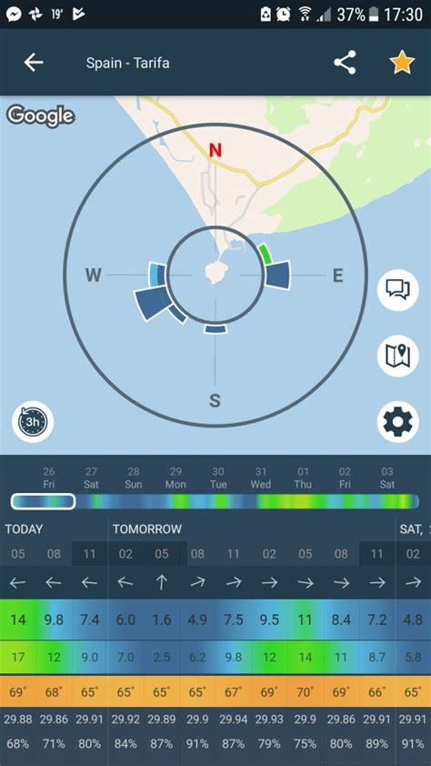 weather app android the best android weather app review of 15 best weather apps for android