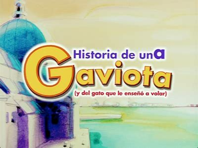 historia de una gaviota 6074218080 edukacine historia de una gaviota