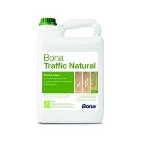 Bona Vitrificateur Traffic Naturale Bicomposant Prot 233 Ger