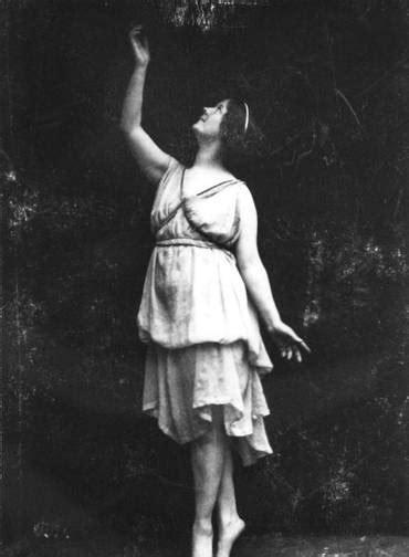 Isadora Duncan e a dança livre | Acervo
