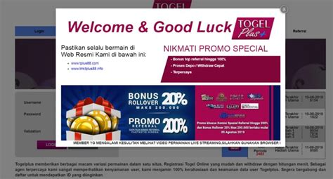 togelplus    lottery agent  indonesia
