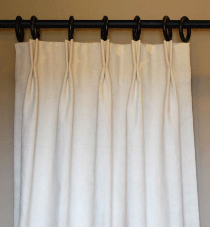 Bedroom Curtains Pinch Pleat Add Elegance To Your Home With Pinch Pleated Drapes