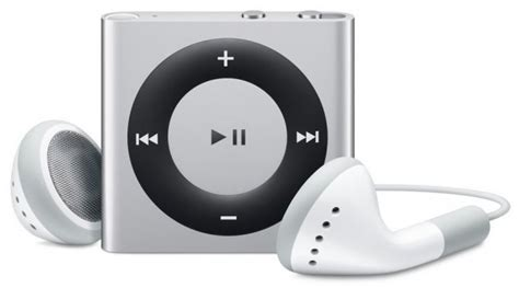 Ipod Shuffle Small In Size Big In Price by Apple Ipod Shuffle 2gb Storage Voiceover Audio Playback