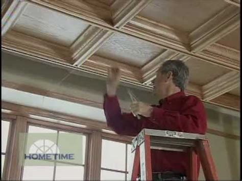 Coffered Ceiling System by Suspended Coffered Ceiling System