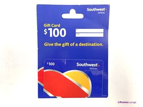 Southwest Gift Card Promotion - how amazon amex saved me 30 on a southwest airlines gift card pointslounge